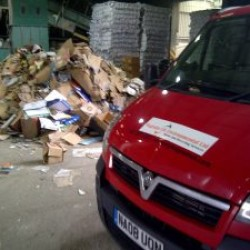 Commercial Waste Collection London